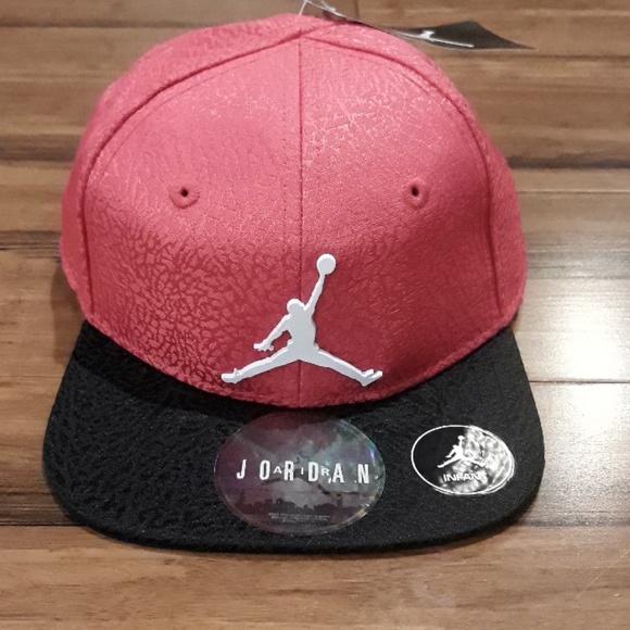 e6f14d7f20a NWT Pink Infant Jordan Cap